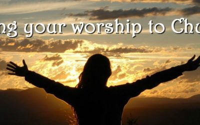 Don't Go to Church to Worship,  Bring Your Worship to Church!