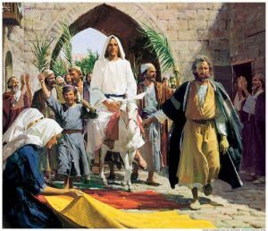 Palm Sunday 2018 - Traditional Worship Service