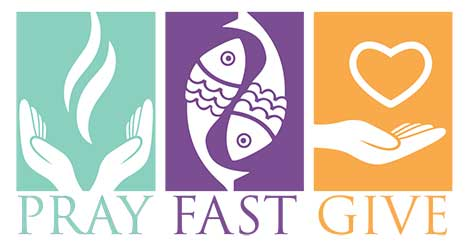 Lent 2018 – Wednesday Services