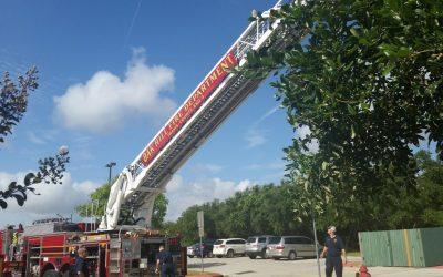 Fire Truck Splash Day 2016