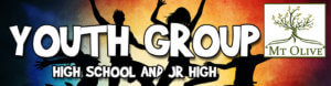 Youth Group - High School and Jr. High