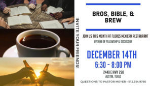 Bros, Bibles, & Brew