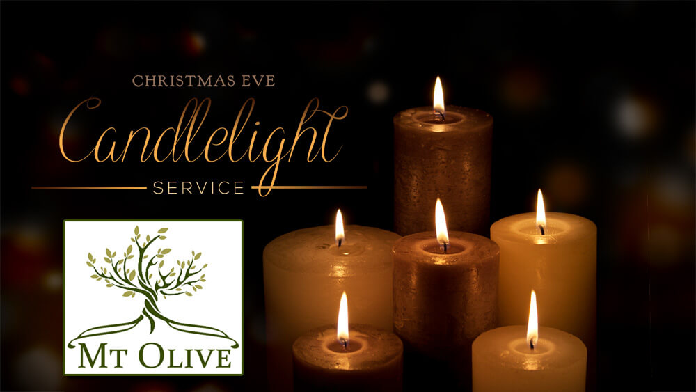 Christmas Eve 2019 – 3pm Service