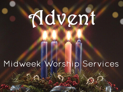 Wednesday Advent Service