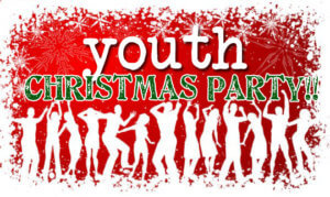 Youth Christmas Party @ (tbd)