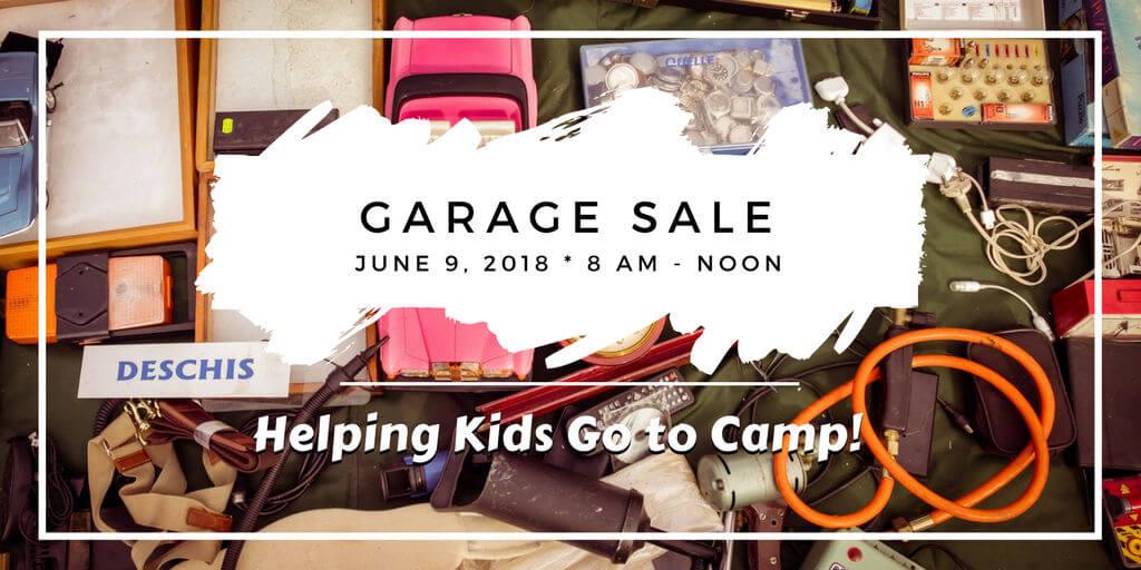 Mt. Olive Garage Sale