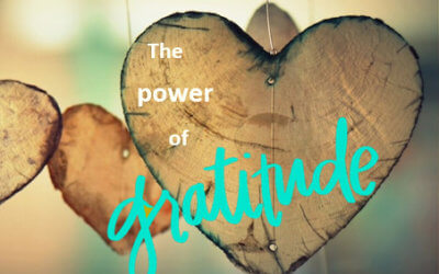 New Sermon Series – The Power of Gratitude
