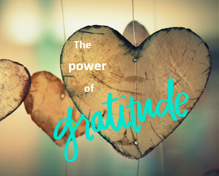 New Sermon Series – The Power of Gratitude