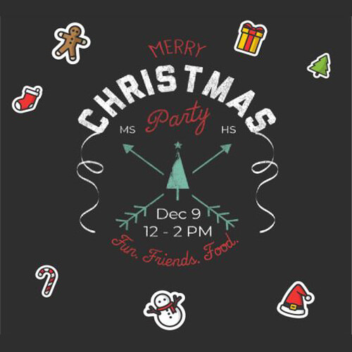 Mt. Olive Youth Christmas Party