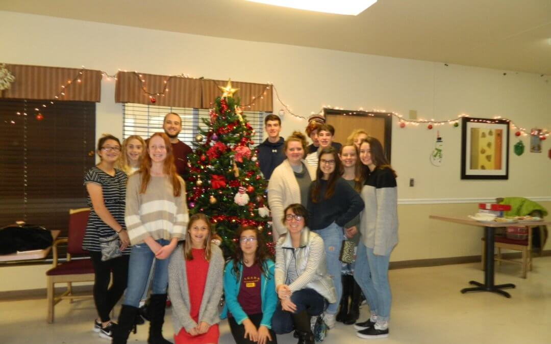 Mt Olive Youth – Stonebridge Christmas Cheer