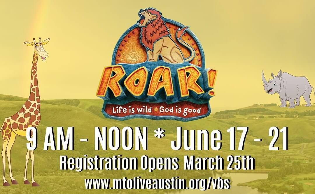 It's time to ROAR!