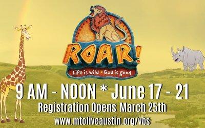 It's time to ROAR!