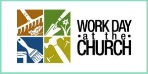 Workday at the Church