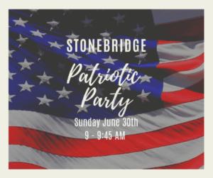 Stonebridge Patriotic Party