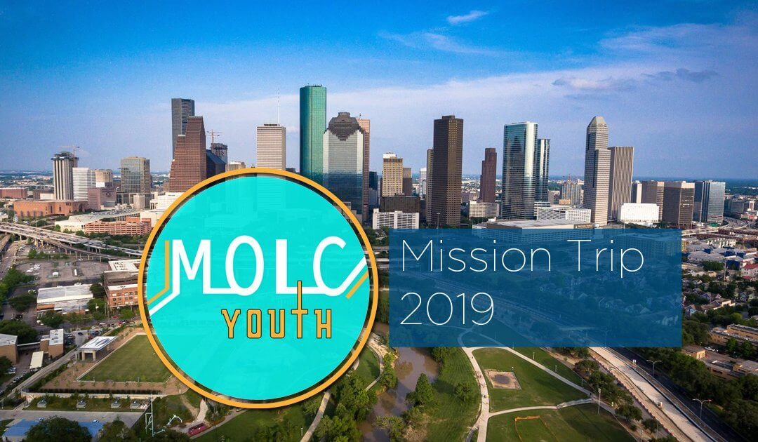 Mt. Olive Youth – 2019 Mission Trip