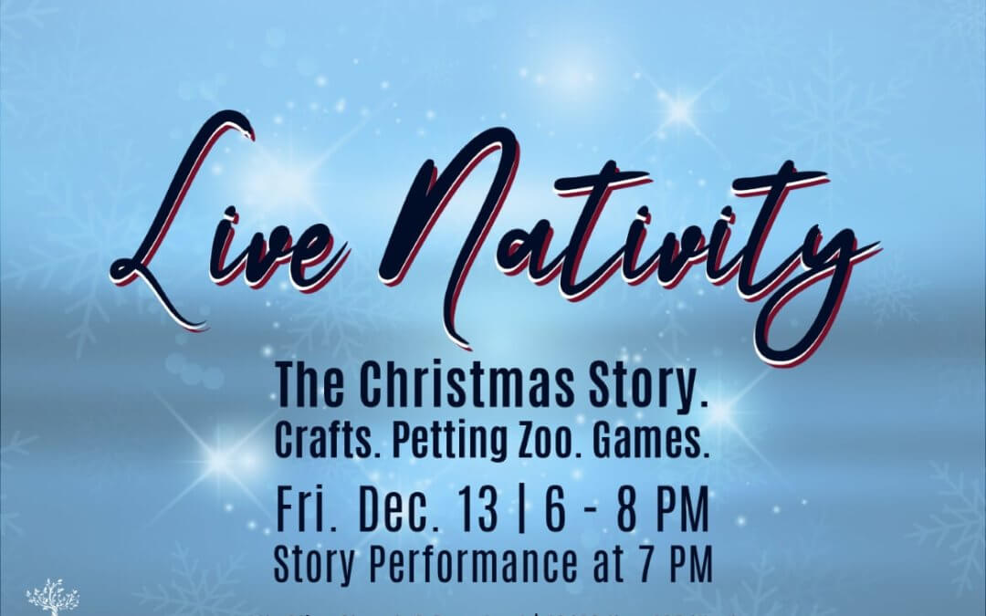 Mt. Olive Live Nativity 2019