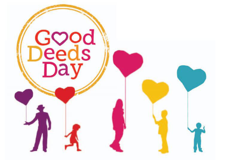 Good Deeds Day (March 2020)