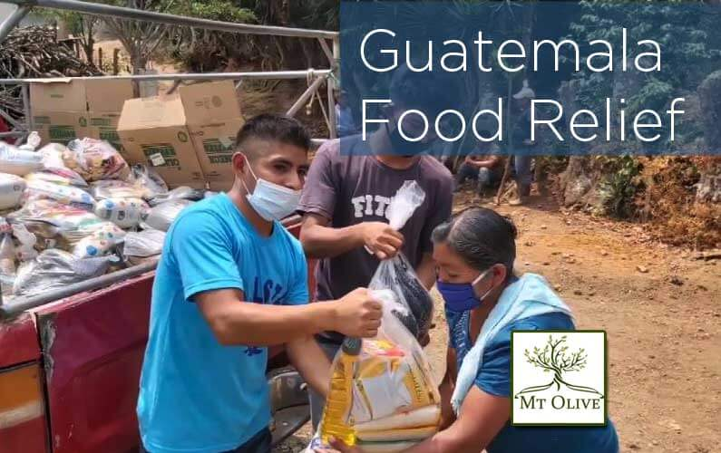 Guatemala Food Relief