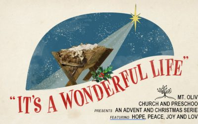Advent Sermon Series – It's a Wonderful Life!